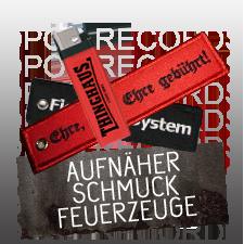 AUFNÄHER / SCHMUCK / FEUERZEUGE