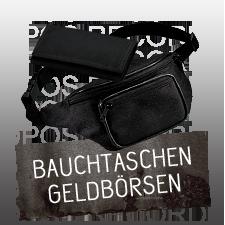 GELDBÖRSEN / BAUCHTASCHEN