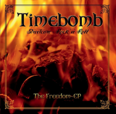 Timebomb - The Freedom - LP + CD