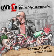 Old Lu & das H. - Vermindert schuldfähig - Picture LP