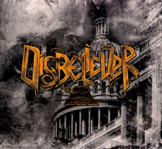 Disbeliever - New world order - LP