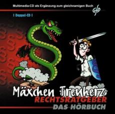 Mäxchen Treuherz - Hörbuch - Doppel-CD
