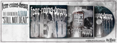 Fear Rains Down - Still not dead - Pappschuber