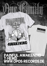 Painful Awakening - Shirt weiß