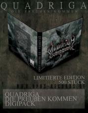 Quadriga - Die Preussen kommen - DigiPack