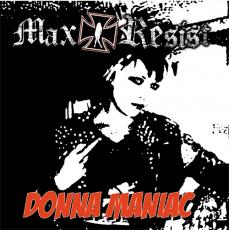 Max Resist - Donna Maniac - EP schwarz