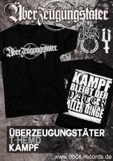 Überzeugungstäter - Kampf - Shirt