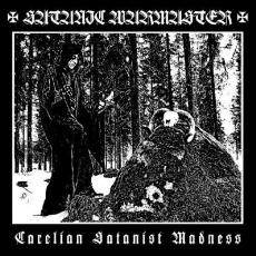 Satanic Warmaster Carelian Satanist Madness A5 Digi Cd