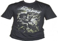 Thrima - Ewiger Kampf Shirt grau