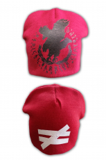 GREIFVOGEL - Mütze rot