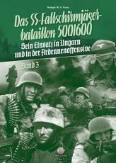 Franz, R. - Das SS-Fallschirmjägerbataillon 500/600 Bd. III - Buch