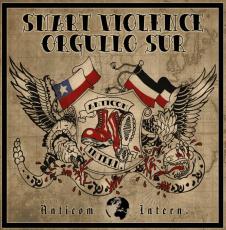 Smart Violence / Orgullo Sur - Anticom Inter. - EP schwarz + CD