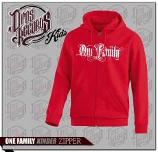 One Family - Kinder Jacke
