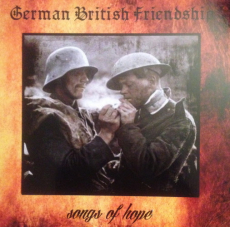 German British Friendship - Songs of Hope - LP schwarz