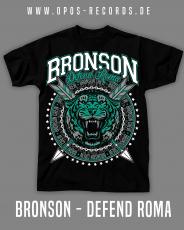 Bronson - Shirt schwarz
