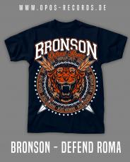 Bronson - Shirt navy