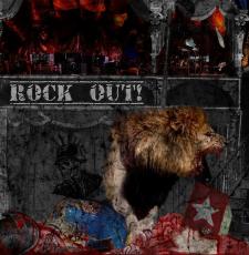 Kriegsberichter - Rock out! - DigiPack