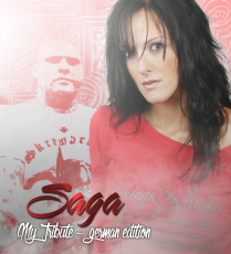 Saga - My Tribute german Edition - Doppel-CD