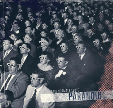 Paranoid - Ganz normale Leute  (OPOS CD 121)