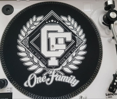 One Family - Slipmat