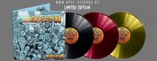 Bronson - Brucia - Gatefold-LP schwarz