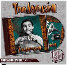 True Aggression - Jetzt gibt's Stunk - (OPOS CD 125)