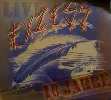 Exzess - 10 Jahre - LP