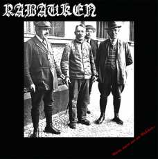 RABAUKEN - WARTE WARTE NUR EIN WEILCHEN - LP