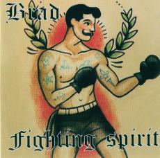 Brad - Fighting spirit - LP