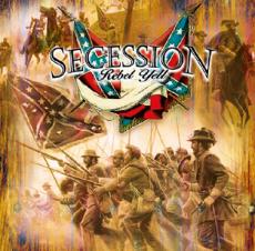Secession - Rebel Yell - EP schwarz + CD