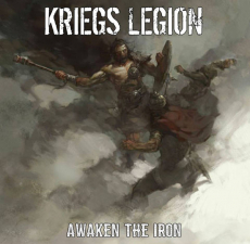 Kriegs Legion - Awaken The Iron - Digipak