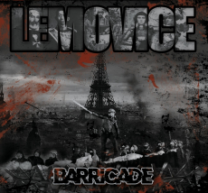Lemovice - Barricade - DigiPack