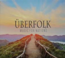 Überfolk - Music for nations - Doppel CD im Digipak