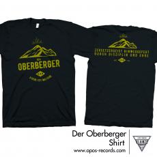 Der Oberberger - Vivere est Militare - Shirt
