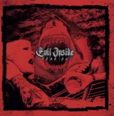 Evil Inside - Freak out - LP