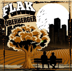 FLAK / Der Oberberger- Kampfgefährten - Doppel LP