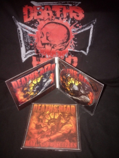 Deahts Head - Hatred Disciples - DigiPack