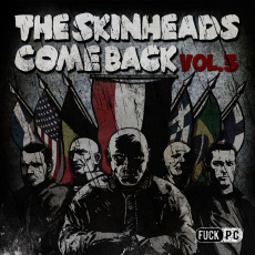 The Skinheads come back - Vol. 3 - Sampler