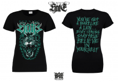 Burning Hate - Believe in yourself - Girly