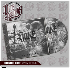 Burning Hate - Warmachine (OPOS CD 147)