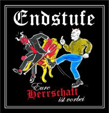 ENDSTUFE - Herrschaft - CD