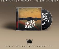 Confident of Victory - Bis zum Horizont (OPOS CD 149)