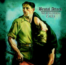 Brutal Attack - When Odin calls - CD