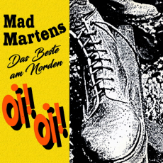 Mad Martens - Das Beste am Norden - LP