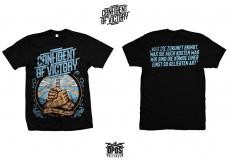 Confident of Victory - Heiliges Band - Shirt schwarz