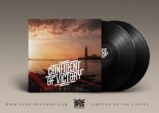 Confident of Victory - Bis zum Horizont / Mitten im Widerstand - Doppel LP schwarz