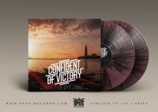 Confident of Victory - Bis zum Horizont / Mitten im Widerstand - Doppel LP lila