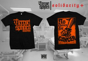 Terrorsphära - No chance for cancer - Shirt