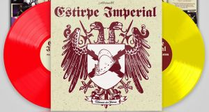 A Tribut to Estirpe Imperial - Doppel LP gelb / rot
