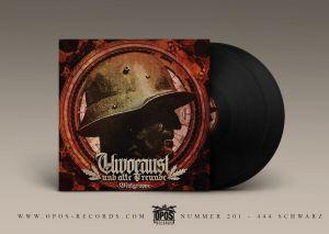 Uwocaust und alte Freunde - Blutgruppe - Gatefold Doppel LP schwarz